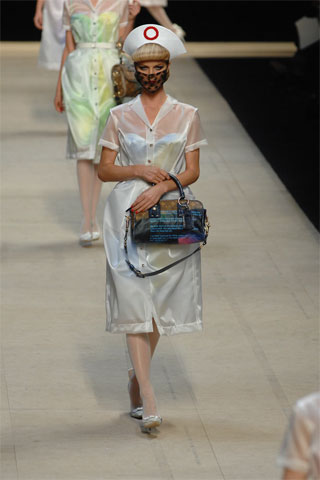 Louis Vuitton Spring Summer 2008