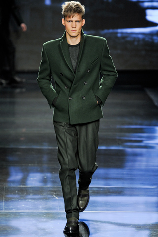 Z Zenga Fall Winter 2011 Menswear Show Look 26