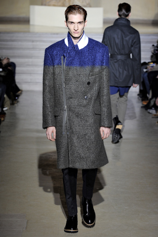 Dries Van Noten Fall Winter 2011 Menswear Show Look 20