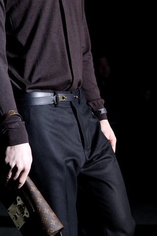 Louis Vuitton Fall Winter 2011 Menswear Show Detail 41