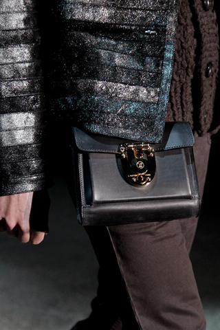 Louis Vuitton Fall Winter 2011 Menswear Show Datail 46