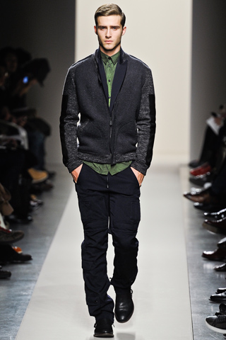 Bottega Veneta Fall Winter 2011 Menswear Look 23