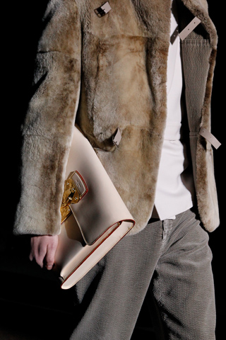 Louis Vuitton Fall Winter 2011 Menswear Show Detail 23